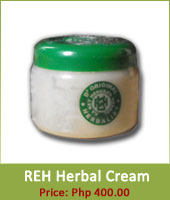 REH Herbal Cream