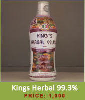 Kings Herbal 99.3%